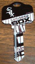 Great Gift Idea CHICAGO WHITE SOX KWIKSET KW1, KW10 KW11 UNCUT KEY BLANK