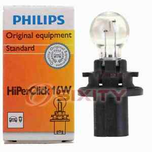 Philips 12184C1 HiPerClick Turn Signal Light Bulb for Electrical Lighting us