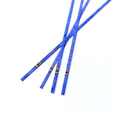 47 x RATCHET STRAPS FOR WAGON LOADS OO GAUGE 1:76 SCALE MODEL RAILWAY AX034-OO