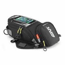 Givi EA106B 6 Litre Motorcycle Motorbike Magnetic Tank Bag - Black