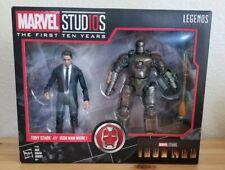 Marvel legends Hasbro 2pk Tony Stark And Iron Man Mark 1