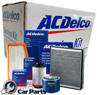 Service Filter Kit Acdelco for Toyota Hilux 1KD-FTV 3.0l 2005 - 11/2013
