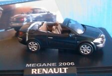 RENAULT MEGANE II CC PHASE 2 2006 VERT ABYSSE NOREV 7711419260 1/43 CONVERTIBLE
