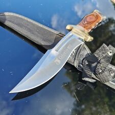 Survival Military Bowie Hunting Tactical Pig Sticker knife Full Tang AU Stock