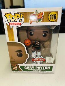 NBA: Legends - Gary Payton 96 Sonics Road US Exclusive Pop! Vinyl [116]