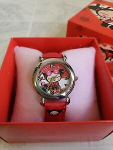 Pucca watch girl's women's anime cosplay manga HARD TO FIND NEW