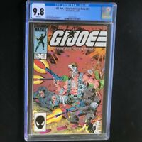 G.I. Joe A Real American Hero #41 💥 CGC 9.8 💥 HIGHEST: 1 of 32! Marvel 1985 GI