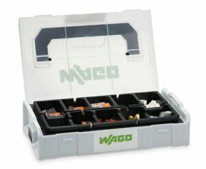 WAGO 221, 2273 & 224 SERIES CONNECTOR SELECTION CASE L-BOXX MINI 887-960