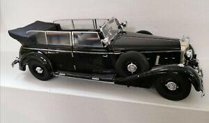 Signature Models 1:18 Premium Edition 1938 Mercedes Benz 770K Pullman 18135