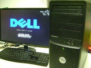 DELL PowerEdge SC1430 - Quad-Core Xeon @ 1.86GHz, 4GB, 2 x 300GB, SAS1068, No OS