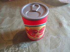 Fisher Price Fun with Food Poppity popcorn cherry soda pop drink can lid top toy