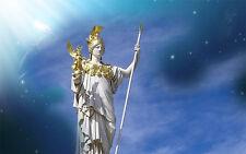 Framed Print - Greek Gods and Goddesses (Picture Poster Mythological Art)