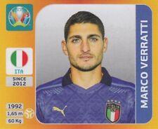Panini Sticker Fußball EM Euro 2020 Tournament 2021 Nr. 24 Marco Verratti Bild