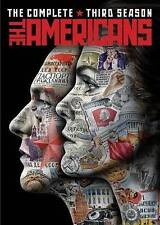 The Americans: Complete Third Season, 4 DVDs, new,  FREE SHIPPING