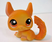 Littlest Pet Shop LPS 340 Chinchilla Brown Eyes Magnetic Year 2007