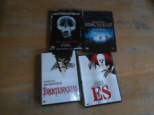 DVD Reihe Edition Stephen King,Tommyknockers, Riding the Bullet, ES, Untraceable