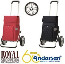 ANDERSEN Royal cabas Lizzy kugellagerrad achat Trolley Caddie