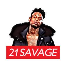21 Savage Drum Sounds Rap Hip Hop Samples Trap Mpc x Fruity Fl Logic Maschine