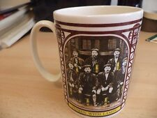 OLD VINTAGE CHINA LARGE MUG 1970S WEDGWOOD humphrey davy coal mining miners mine