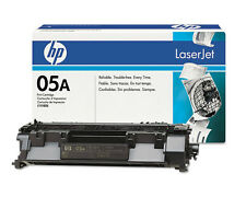 144 Virgin Used Empty Genuine HP 05A Laser Cartridges CE505A