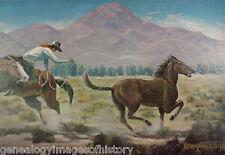 Kickapoo Logan - An American Art Legend, Kickapoo KS -Families-Dole,Logan,Nixon,