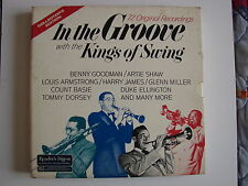 IN THE GROOVE WITH THE KINGS OF SWING - 6xLP - Box - Jazz - Digest - RCA - USA