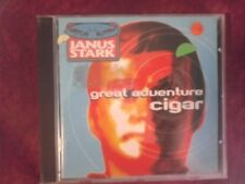 JANUS STARK - GREAT ADVENTURE CIGAR (1998). CD.