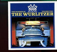 The Wonder Of The Wurlitzer - Volume Two - MINT