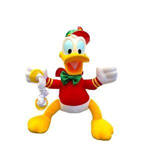 Disney Donald Duck Plush Toy Mickey's Merry Band McDonalds Australia Vintage