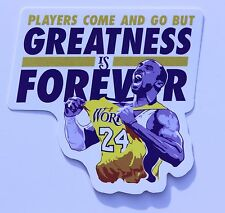 GREATNESS Pt three - STICKER - WORK - KOBE BRYANT - JORDAN - OBEY - THE HUNDREDS