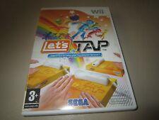 Let's Tap (Nintendo Wii, 2009)