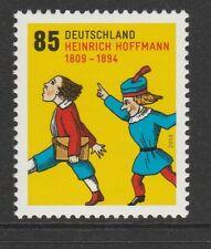 Germania 2009 Heinrich Hoffman SG 3604 Gomma integra, non linguellato
