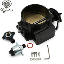 LSX LS LS1 LS2 LS7 102mm Black Throttle Body + TPS IAC Throttle Position Sensor