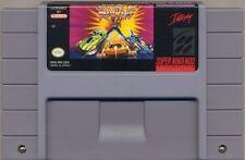 Rock n' Roll Racing (SNES , 1993) NTSC FREE SHIPPING WORLDWIDE