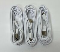 3-Pack 6FT OEM Type C Cable Fast Charging Cord For Samsung Galaxy A20 A30 A50