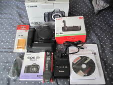 Canon 5DMK11 Digital SLR Camera-Body only-With Battery Grip-Boxed-VGC