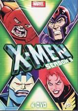 X-Men Season 3 -- 4  x DVD Set (  Marvel  ) Brand New & sealed