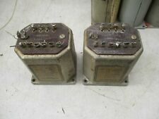 2   western   electric  ADC   pre-war   preamp-output