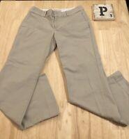 Banana Republic Size 6 Short Women's Dress Pants Martin Fit Light Khaki