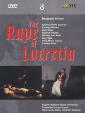 The Rape Of Lucretia DVD Benjamin Britten Opera