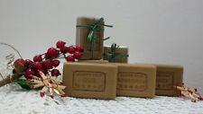 Sapone di Aleppo aromatizzato al miele, Oud, Zafferano, Ambra,Rosa Damascena