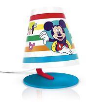 Lampen mit Mickey Maus Motiv für Kinder