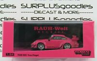 Tarmac Works 2020 China Special Ed PORSCHE 993 RWB Rauh-Welt Begriff YVES PIAGET