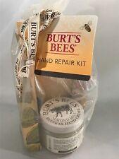 Burt's Bees Hand Repair Kit ~ Includes Cotton Gloves