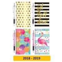 2018 Fino Diario / DIARIOS& Boli - Vista Semanal (Colegio/Organizador)