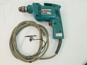 MAKITA Corded Electric High Speed 10mm Drill DP3720 & Chuck Key TESTED Fast Ship