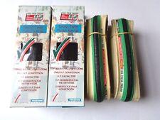 *Rare NOS Vintage VITTORIA 'TECNO TWIN TREAD' KEVLAR 700 x 20C clincher tyres*