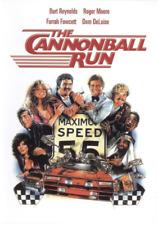 Cannonball Run (DVD) • NEW • Burt Reynolds, Farrah Fawcett, Dean Martin