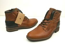 BULLBOXER MENS LEATHER BOOTS DRESS SHOES BOOT FORMAL WORK CASUAL HANDCRAFTED