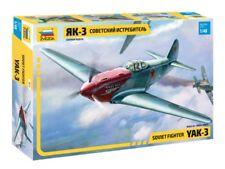 1:48 Zvezda #4814  -  Soviet fighter Yakovlev YAK-3. Neuheit !